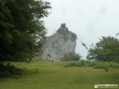Parque Natural de Urkiola;geographica viajes grupo senderismo malaga ruta cañón del tera y cueva d